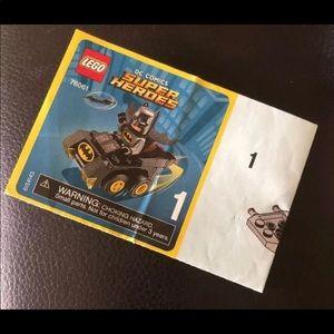 LEGO DC Comics SuperHeroes Instruction Manual ONLY